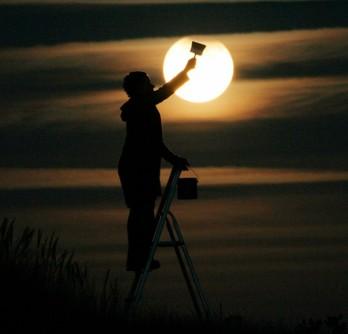 pinta luna